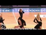 James Bond's 007 Zalgiris Kaunas cheerleaders! - Dailymotion Video