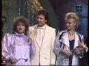 Алла Пугачева, Владимир Кузьмин - Две звезды Песня года, 1986