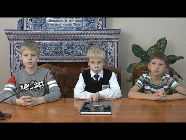 ЭНЦИКЛОПЕДИЯ ДРУЖБЫ. Фильм 4/4. Говорят дети. Студия СибРО