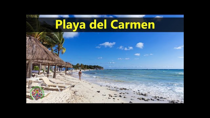 Best Tourist Attractions Places To Travel In Mexico | Playa del Carmen Destination Spot