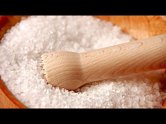 Рассыпьте Соль по Углам Вашего Дома и Посмотрите, Что Получится