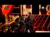 Славин като Judas Priest -