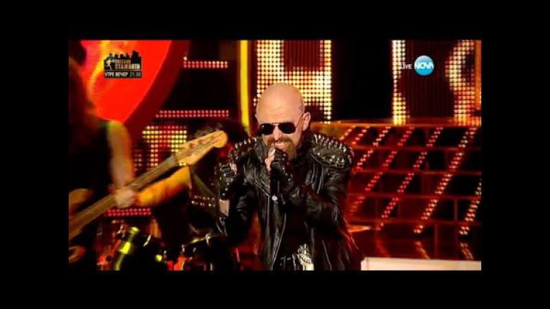 Славин като Judas Priest - Breaking the Law | Като две капки вода