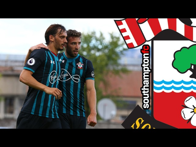 Highlights: Saint-Étienne 0-3 Southampton