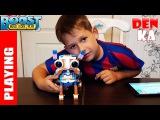 Lego Boost  -Кошечка Фрэнки. Собираем и тестируем самые интересные функции. | Часть 3