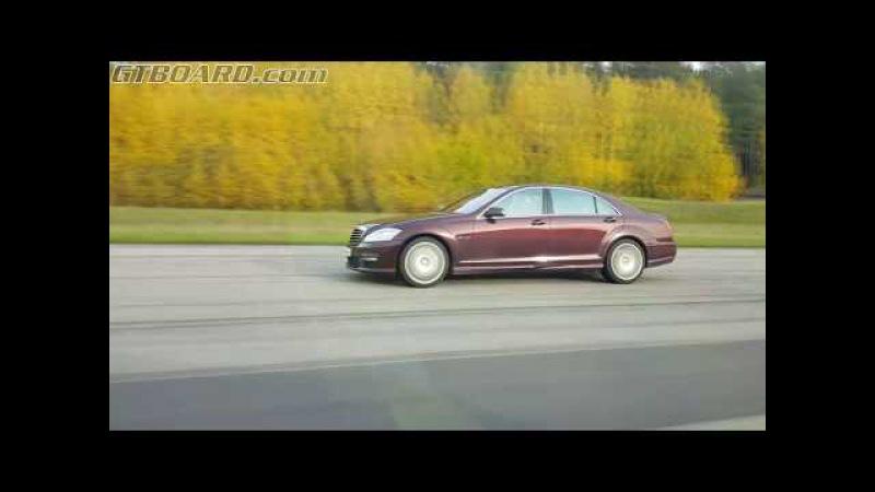 4k 605 HP Audi S8 Plus vs 600 HP Mercedes S63 AMG V8 BiTurbo W221 ECU tuned
