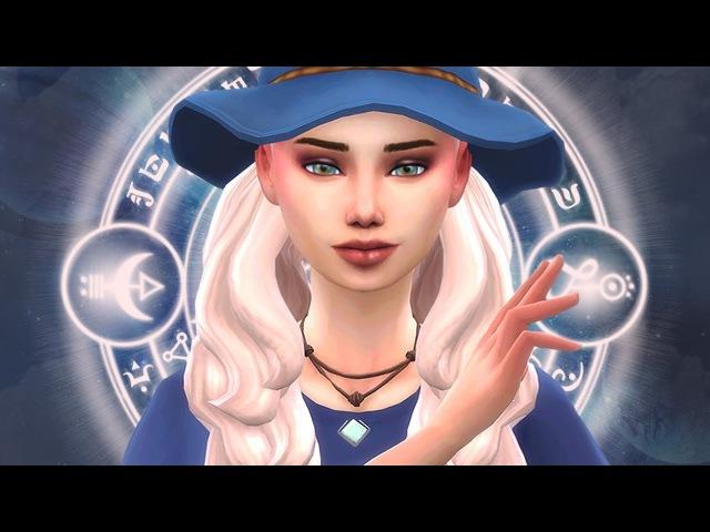 THE SIMS 4: Волшебная История 3 - ПОДЗЕМНЫЙ ГОРОД ❤