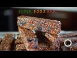 Super Food Bar Recipe Bruno Albouze THE REAL DEAL