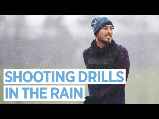 WET WEATHER TRAINING Goals Saves