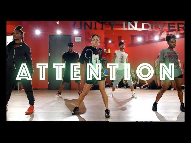 Charlie Puth - Attention - JR Taylor Choreography