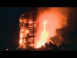В Лондоне горит 27-этажный жилой дом (новости)
