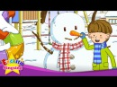 It's snowing raining Weather song Exciting Rap for Kids English song with lyrics