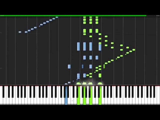 March from the Nutcracker Pyotr Ilyich Tchaikovsky Piano Tutorial Synthesia