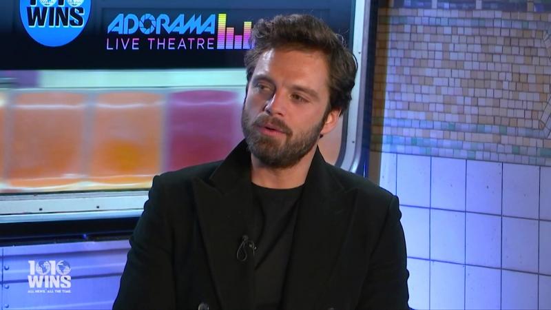 Интервью Себастиана на шоу Бриджит Куинн «22 минуты с...»   28.11.17