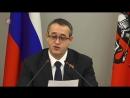 Алексей Шапошников о необходимости регулирования оборота и потребления устройств имитирующих курение