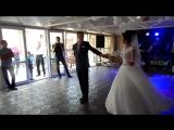 наш перший весільний танець*)