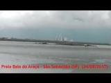БРАЗИЛИЯ...Морское отступление!! Пляж, Сан Себастьян Sp!  (телеканал)