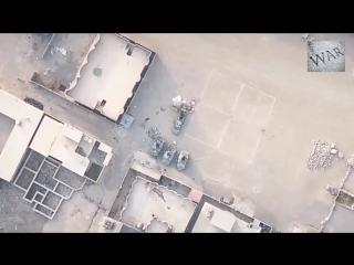 Дрон игил бомбит иракскую армию _ isis drone hits iraqi army