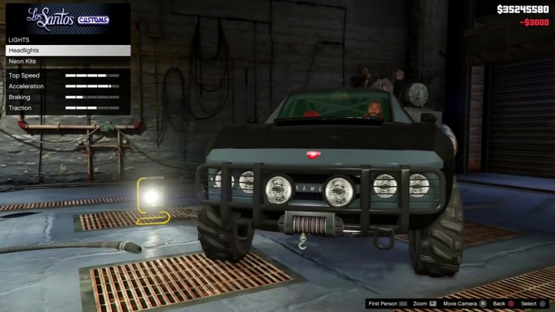 GTA V - Pimp My Ride - Coil Brawler Local Motors Rally Fighter Car Tuning Customization (GTA V)