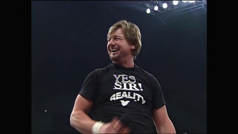 WCW Monday Nitro 6th December 1999 - I quit match - Roddy Piper vs Creative Control