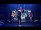 Macklemore, Dave B, Travis Thompson и DJ Premier выступили на шоу Фэллона — с песней «Corner Store»