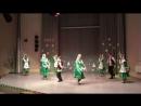 Ансамбль народного танца Звёздочка , татарский танец Кычкырым 23.12.17г.