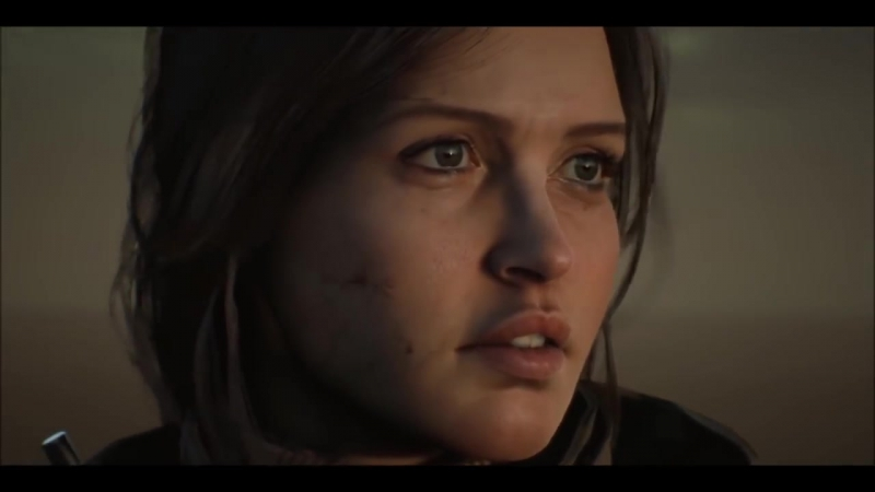 Jyn Erso, Rogue One _ Realistic Character in Unreal Engine by Baolong Zhang