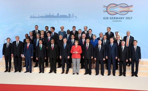 G20 Nedir Ülkeleri Hangileridir Listesi
