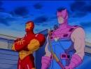 Железный Человек — 2 сезон, 6 серия. Железный Человек внутри