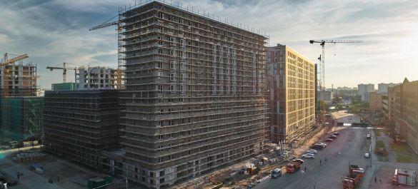 Эксперты зафиксировали монополизацию первичного рынка жилья в Москве