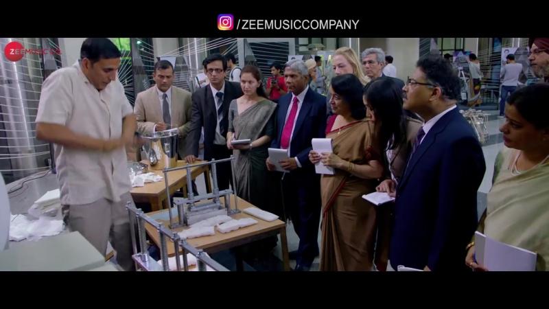 The Pad Man Song - Padman - Akshay Kumar Sonam Kapoor - Mika - Amit Trivedi - Kausar - Superhero