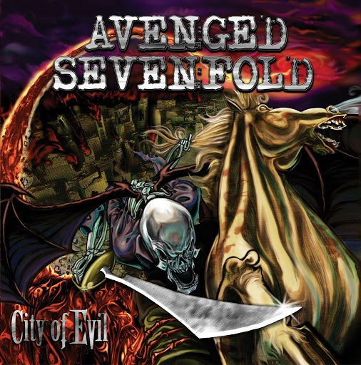 Avenged Sevenfold альбом City Of Evil