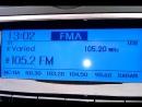 Часовая отбивка на FM 105,2 Радио Экспресс г. Пенза .