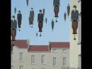Golconda © René Magritte 1953 by Kajetan Obarski Kiszkiloszki Poland