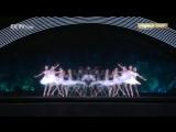 Балет Петра Ильича Чайковского Лебединое озеро (Китай)