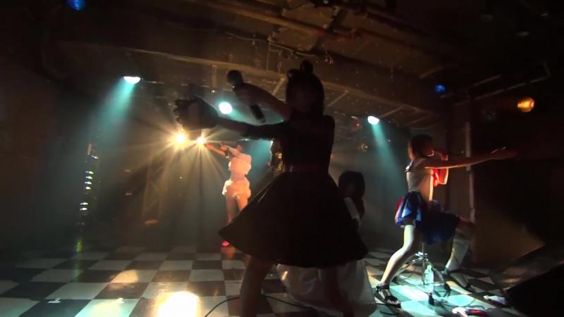 Migma Shelter 2017 10 20 新宿LOFT 「歌舞伎町Halloween Music Circuit」