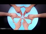 Завораживающий танец пальцев