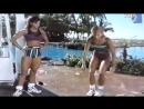 Cory Everson sexy workout