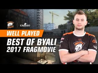 WELL PLAYED   byali best of 2017   CS:GO fragmovie