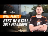 WELL PLAYED | byali best of 2017 | CS:GO fragmovie