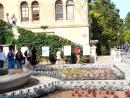 Обзор домика с фонтанов за входом в Херсонес
