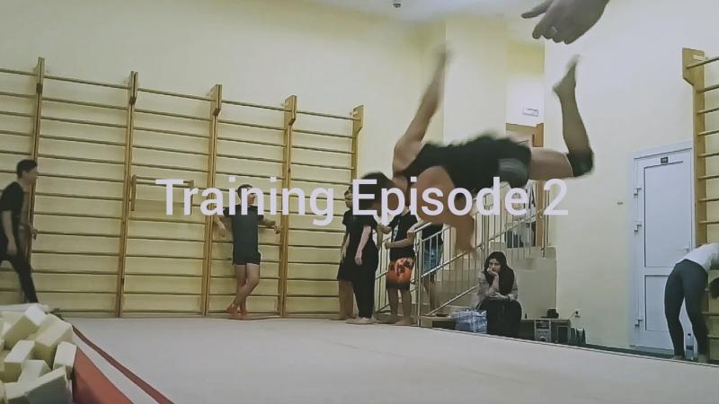 Георгий Лобжанидзе Novosibirsk Training Episode 2