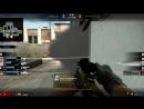 Awp two kills from smoke