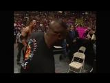 SmackDown - The Rock vs. Dudley Boyz - Tables Match