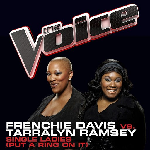Frenchie Davis альбом Single Ladies (Put A Ring On It) (The Voice Performance)