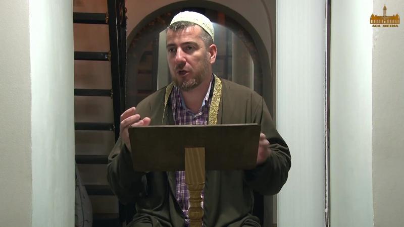 Тlахlир Абубакаров: 272 суннат - Сонта нах тергал ца бар.