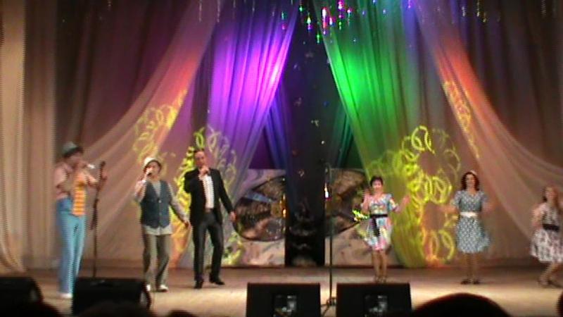 Песенное прионежье 4 тур Парни с Левобережья