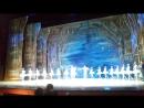Конец балета Лебединое озеро