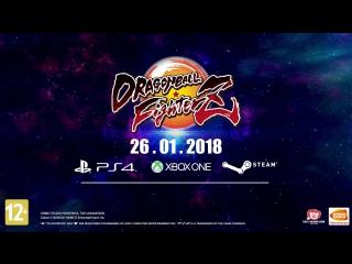 Dragon Ball FighterZ  Трейлер к выходу игры