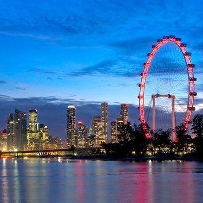 ПРЯМЫЕ рейсы в Сингапур за 29600 рублей туда-обратно
